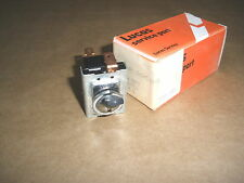 NOS LUCAS LAND ROVER SERIES 1967-1984 HEATER HEAD & SIDE LAMP SWITCH 1H9077L
