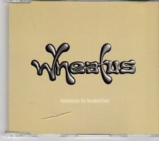 (DY614) Wheatus, American In Amsterdam - 2003 DJ CD