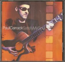 PAUL CARRACK Satisfy My Soul CD 15 track VIDEO LIVE
