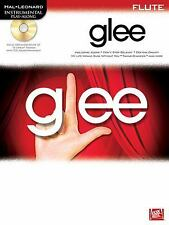 Glee For Flute Instrumental Play-Along BkCd (Instrumental Play Along & CD)