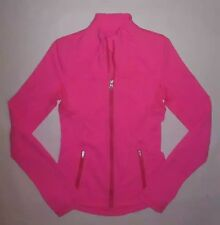LULULEMON FORME JACKET PINKELICIOUS YOGA RUNNING WORKOUT WALKING GYM EUC size 4