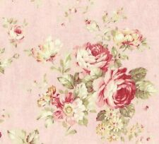 Cottage Shabby Chic Lecien Durham Quilt Floral Fabric 31336-20 Pink BTY