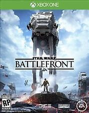Star Wars Battlefront (Microsoft Xbox One, 2015) FREE SHIPPING!!!