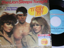 "7"" - Tight Fit / The Lion sleeps tonight - 1982 # 2720"