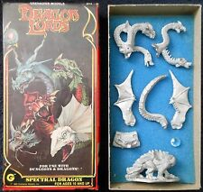 1985 Spettrale DRAGON LORDS Granatiere modelli 2512 Dungeons & Dragons AD&D wyrm