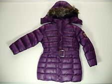 SCOTT AND FOX MANTEAU DOUDOUNE VIOLET 5 ANS NEUF