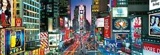 LOT 35396 | Clementoni Panorama Times Square New York 1000 Teile Puzzle NEU OVP