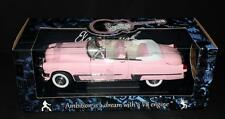 MOTORCITY CLASSICS 1949 ELVIS PRESLEY PINK CADILLAC DIECAST CAR 1:18 MCC48887EP