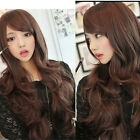 New Sexy Womens Fashion Long Wavy Curly Hair Cosplay Costume Party Full Wig/Wigs