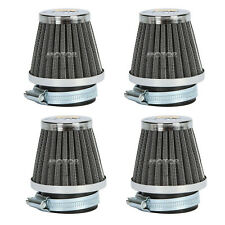 4x 54mm Air Filters Pod For Suzuki GS700 GS750E GS850G 83-86 GS1150E