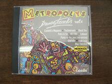 METROPOLYS Dance tracks vol 1 Compil CD