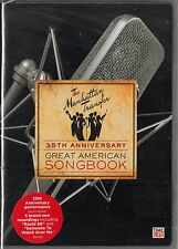 The Manhattan Transfer (DVD, 2008) Great American Songbook Time Life
