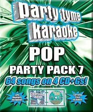 Various Artists - Party Tyme Karaoke: Pop Party Pack, Vol. 7 [New CD]