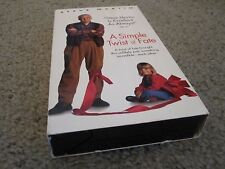 A Simple Twist of Fate (VHS, 1995) STEVE MARTIN