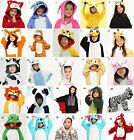 Children Kid Boy Pajamas Kigurumi Unisex Cosplay Animal Costume Onesie Nightwear