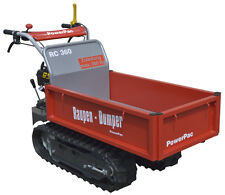 PowerPac RC360 - RUBBER TRACK CARRIER MICRO DUMPER DIGGER MUCK TRUCK