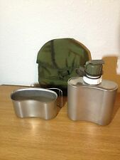 U.S. Military Issue Cold Weather Canteen, Cup and Cover