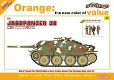 "Dragon 1/35 #9148 Jagdpanzer 38 Hetzer Mid Production ""Waffen Grenadier 1944"""