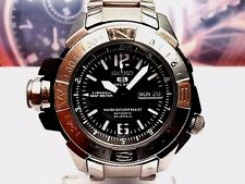 EXCELENTE WATCH SEIKO 5  SPORTS MAP METER 200 M. AUTOMATICO CABALLERO