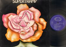 SUPERTRAMP Same Selftitled LP 1970 Reissue ENGLAND
