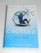 Crossed #2 Trilogy by Ally Condie Freedom Choice Restricted Sacrifice Dystopian