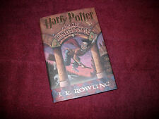 Harry Potter and the Sorcerer's Stone ~ JK ROWLING ~ First Edition