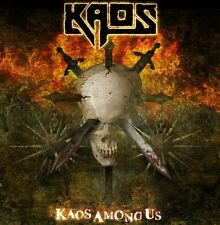 KAOS - KAOS AMONG US CD (BRAND NEW)