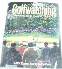 Golfwatching - Viewer's Guide to World of Golf 1995 Great Pictures! See!