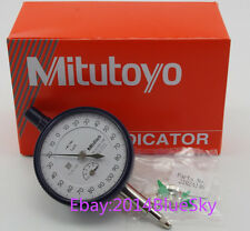 Brand New Mitutoyo 2109S-10 Micron Dial Indicator 0-1mm 0.001