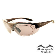 MOLA SPORTS cycling golf motorcycle running baseball prescription sunglasses RX