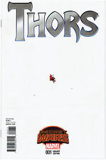 THORS #1 RENAUD ANT SIZED 1:15 INCENTIVE VARIANT COVER