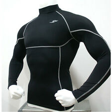 Take Five Mens Compression 005 Sports Top Black - XL