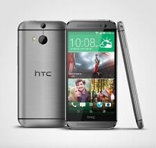 Unlocked HTC One M8 GSM 4G LTE WORLD Android SmartPhone Gray AT&T T-mobile
