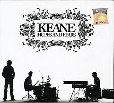 Audio CD: Hopes & Fears, Keane. Good Cond. Limited Edition, Import. 602498711538