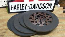 Harley clutch DRIVE disc FRICTION PLATE OEM 37850-41 BIG TWIN 74 RACE 3/16 PAN E