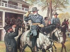 """""""Peace With Honor"""" Don Stivers Signed Limited Edition Civil War Print"""