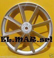 Puleggia diametro 400 mm foro conico 22 26 mm sez A motore elettrico compressore