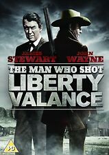 The Man Who Shot Liberty Valance (DVD, 2012) Brand new and sealed
