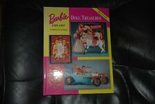 Barbie Doll Treasures Hardcover New Price Guide 1959-1997