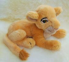 Lion King Sarafina or Nala Disney Soft toy plush cuddly teddy Vintage Reclining