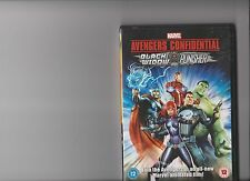 AVENGERS CONFIDENTIAL BLACK WIDOW PUNISHER DVD MARVEL