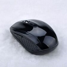 Red Light 2.4GHz USB Optical Wireless Mouse For Game Computer PC