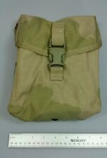 Molle II SAW Gunner 200 Round Pouch Desert Camo Military Surplus Survival Pack
