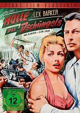 Hölle des Dschungels * DVD Abenteuer Film Lex Barker Pidax Film Neu Ovp