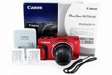 Verygood Canon PowerShot SX710 20.3 MP Digital Camera - Red