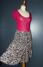 MARC JACOBS  JUPE SKIRT PREPPY  PURE SOIE  T40/42