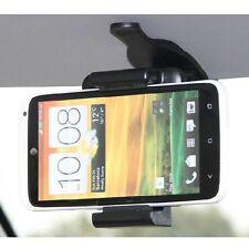 Auto Sonnenblende Handy Halter Für Samsung Galaxy S4 S5 NOTE 3 iphone 5S