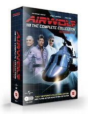Airwolf TV Series DVD Complete Collection 13 Discs Box Set Season 1,2,3 New