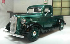 G LGB 1:24 Scale 1937 Ford Vintage Lorry Pickup Truck Diecast Model Railway