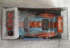 Sideways Porsche 935 GULF limited Nr. 14 + Zapfsäule 1:32 neu limited